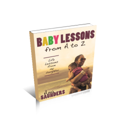 Pre-Order | Baby Lessons from A to Z