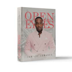 OPEN EYES - Jamille Edwards (Pre-Order)