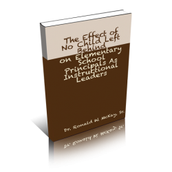 The Effect of No Child Left Behind on Elementary School Principals as Instructional Leaders